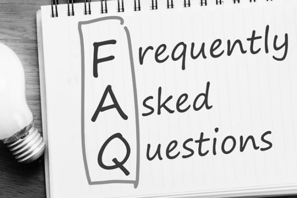 Frequently asked questions from tenants