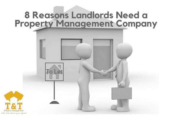 8 reasons you need a property manager